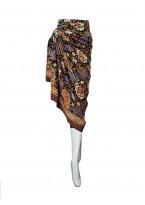 Skirt 7689 - Biru